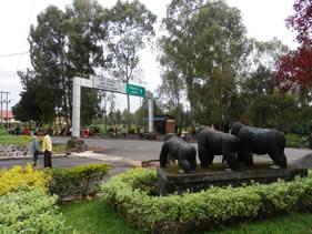 Rwanda Uganda borders