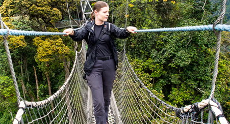 3 Days Nyungwe Chimps and Canopy walk