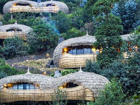 Accommodation in Volcanoes National Park Rwanda