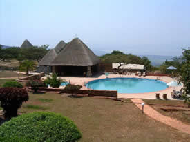 Where to sleep in Akagera National Park
