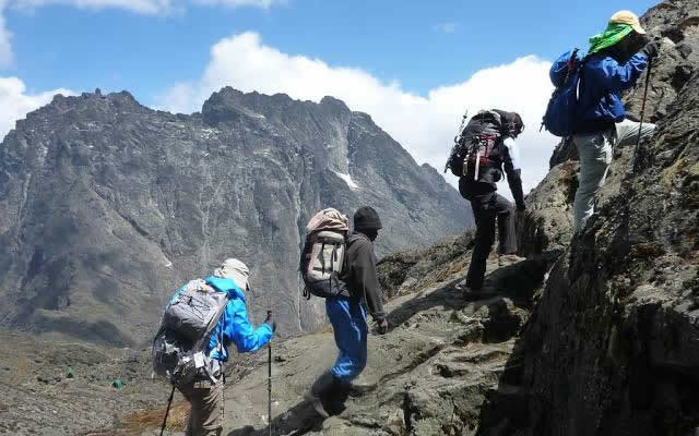 Tips for hiking Mt Rwenzori