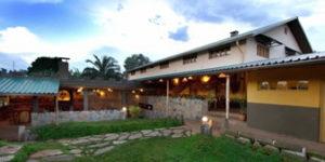 Accommodation in Kahuzi Biega National park