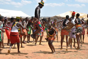 Cultural tours in Kidepo Valley National Park