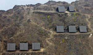 Accommodation at Nyiragongo