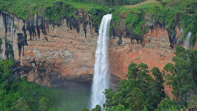 Explore Sipi Falls
