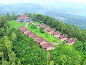 Accommodation in Nyungwe Foerst