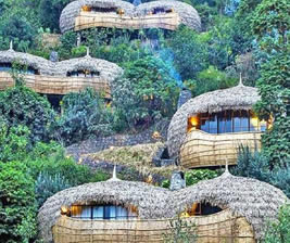 Accommodation in Rwanda